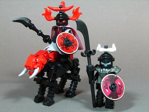 Lego Demon
