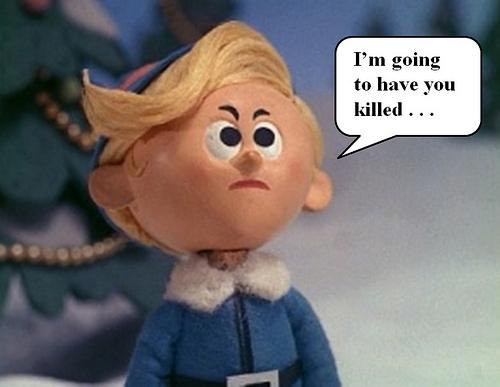 Rabble Rousing Elf