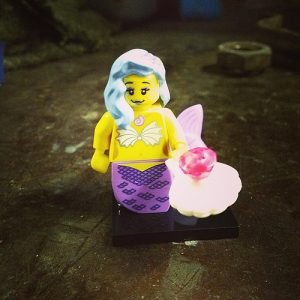 Lego Mermaid