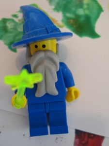 lego wizard