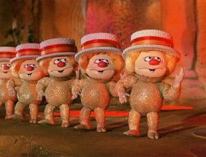 Heat Miser Minions