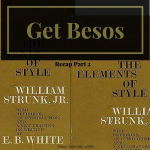 Get BesosRecap #2