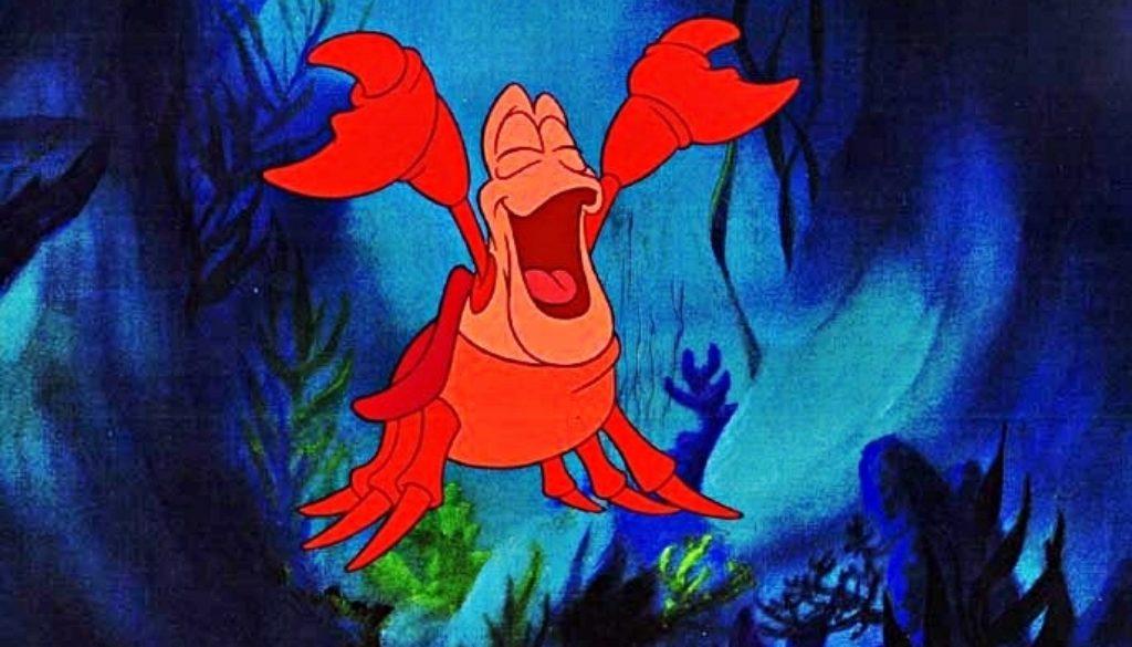 Sebastian The Little Mermaid