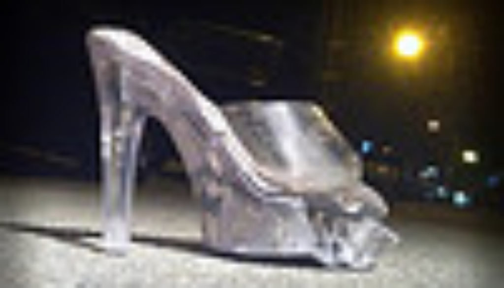 glass slipper