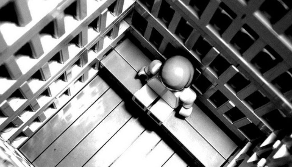 Lego Prisoner of Love