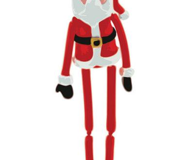 skinny santa