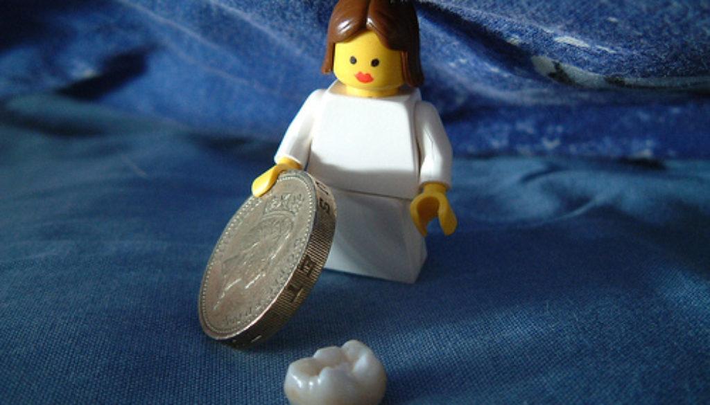 Tooth Fairy Lego