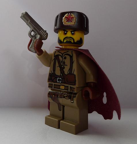 Lego Soviet