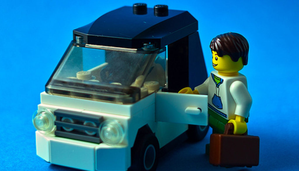 lego electric car
