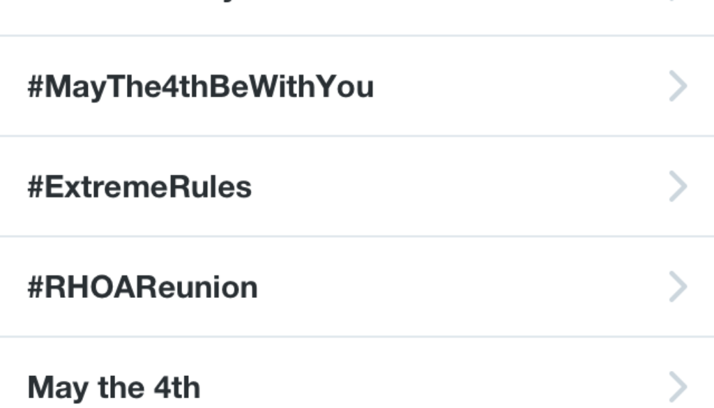 """#79 May the Fourth Be With You 