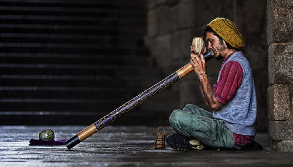 didgeridoo dude