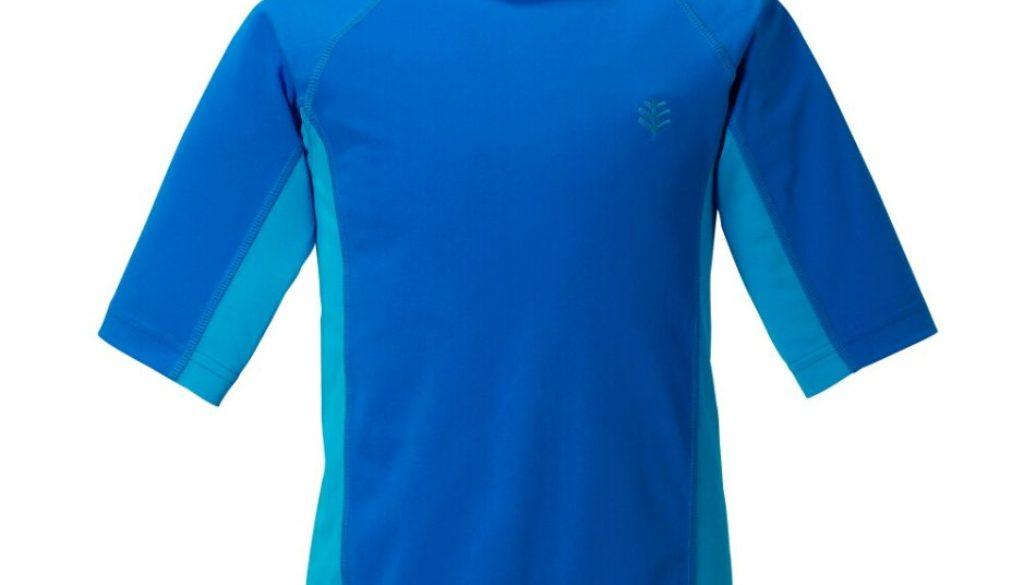 Napcast 36 and swimshirt