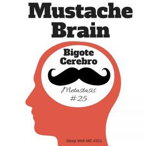 mustachebrain
