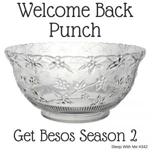 Welcome BackPunch