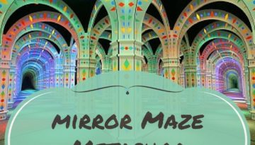 mirror MazeMetaphor