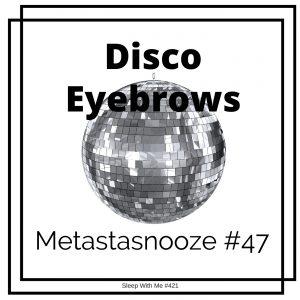 DiscoEyebrows