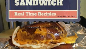 """Superbowl Sandwich """"The Lich"""" 