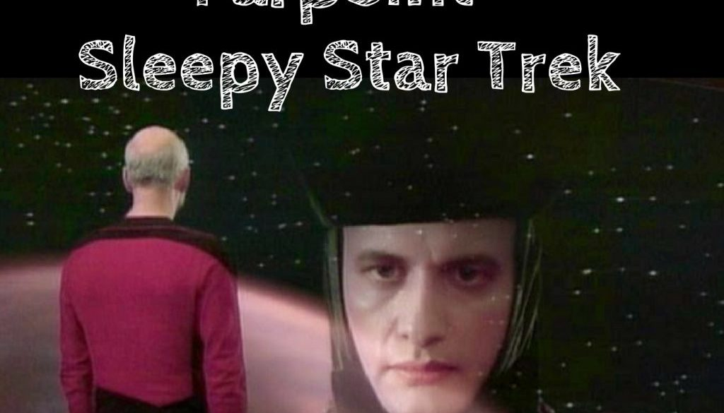 Encounter at Farpoint | Sleep to TNG | Sleep With Me #482