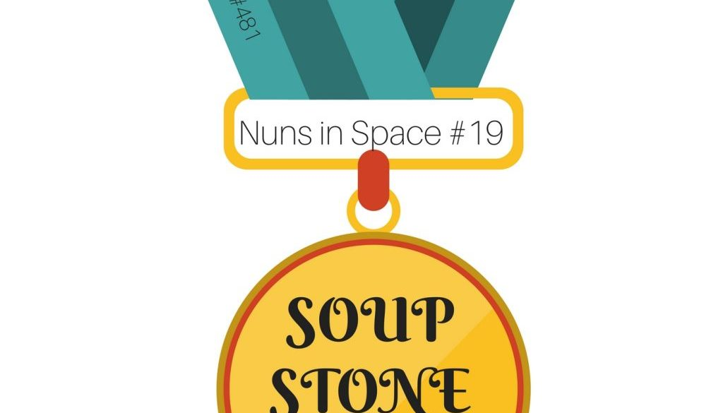 Soup Stone Tears (from keeping my eyes open not crying) | Nuns in Space #19 | Sleep With Me #481