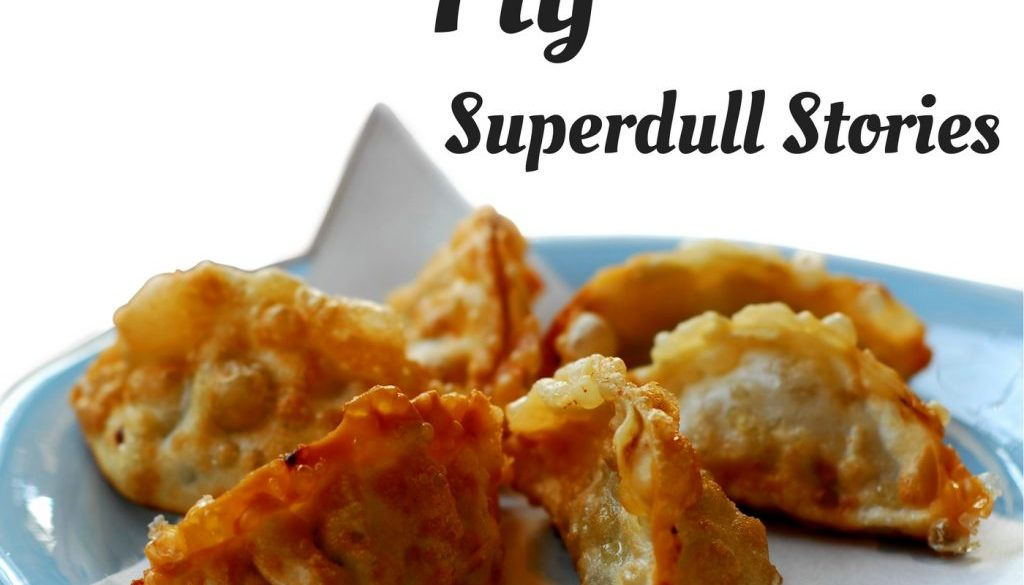 When Dumplings Fly | Superdull Stories | Sleep With Me #493