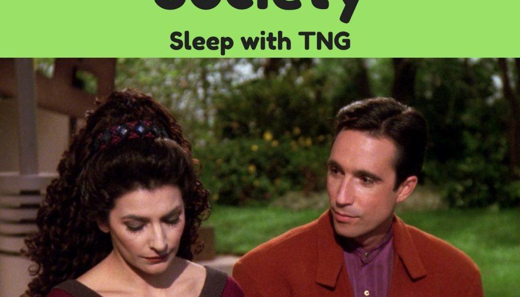 #500 Masterpiece Society | Sleep With TNG